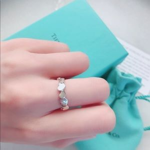 Tiffany & Co. Paloma Picasso Heart Ring
